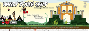 angry youth camp 2014