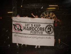 Lets keep Hardcore positive