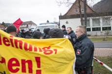 05.03.2016 Demo am Gitter