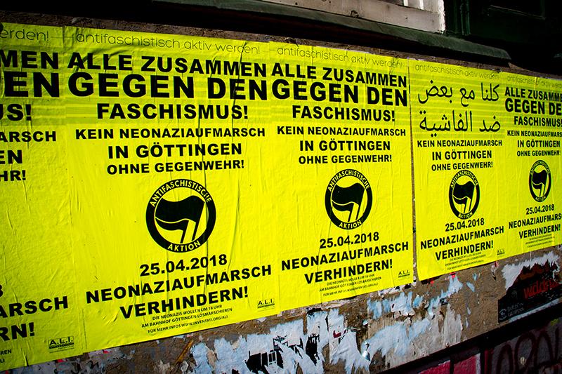 Keine Zukunft für Nazis