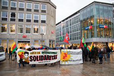 Demonstration in Göttingen am 16.03.2019