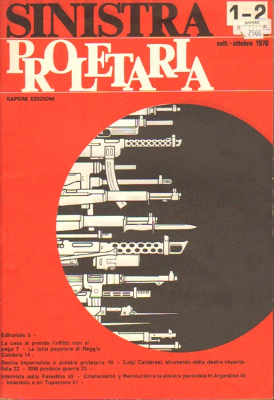 Αποτέλεσμα εικόνας για sinistra proletaria anni 70