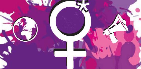 Feminismus heißt… WIDERSTAND! Demo zum Frauen*Kampftag