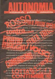 147_Autonomia, n° 95, Aprile 1987