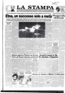 161 Processo UCC. La sentenza sui pentiti apre una nuova polemica. La Stampa 15 maggio 1983