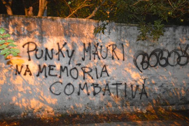 PUNKY MAURI EN LA MEMORIA COMBATIVA