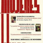 CHILE: JORNADA ÁCRATA SOBRE MUJERES LIBRES