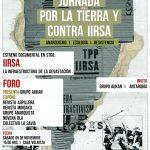 """CHILE: JORNADA POR LA TIERRA Y CONTRA IIRSA"""""""