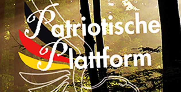 Afd Patriotische Plattform