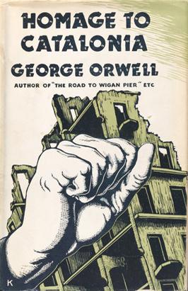 Hommage à la Catalogne, de George Orwell