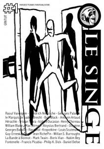 Couverture de Le Singe #01
