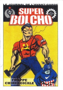 Couverture de Super Bolcho #01