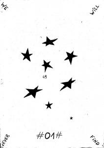 Couverture de We WillNever Find #01