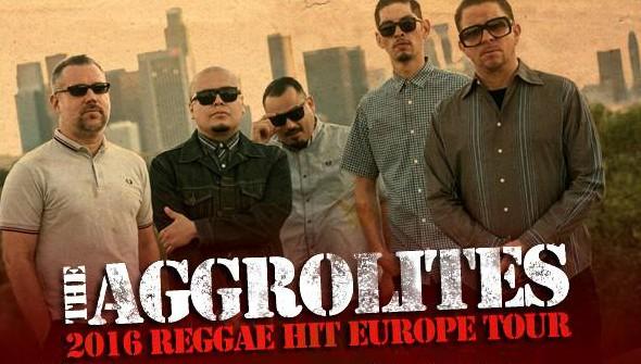 The Aggrolites Tour tb