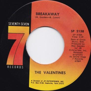 The Valentines – Breakaway