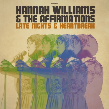 Hannah Williams & The Affirmations – Dazed and Confused
