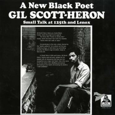 Gil Scott-Heron, les premiers albums