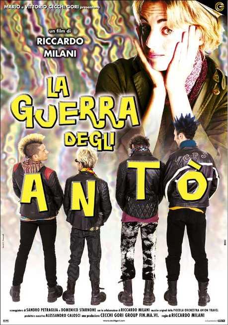 25.03.2010 - CineMolino - LA GUERRA DEGLI ANTO'