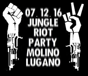 07.12.2016 - Jungle Riot Soli Party