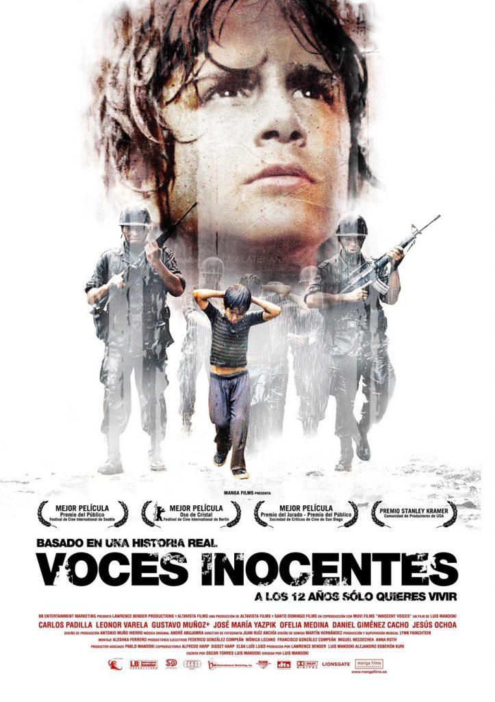 19.01.2017 - CIneMolino - I figli della guerra (Voces Inocentes)