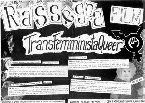 Febbraio - Rassegna Film TransFemministaQueer