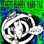 29.04.2017 - Benefit Taz Bloody Mary