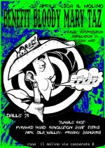 29.04.2017 – Benefit Taz Bloody Mary