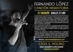 31.03.2017 – Fernando López – Canción Migratoria