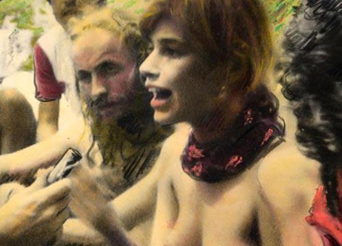 06.04.2017 - CineMolino 'Nudi Verso La Follia'