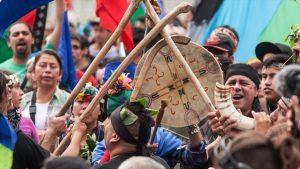 13.05.2017 - Serata Mapuche