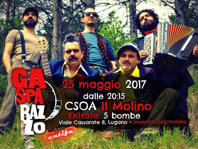 25.05.2017 - Gasparazzo Folk Night