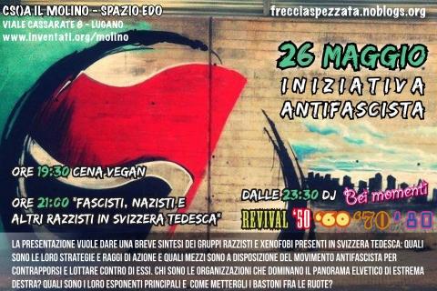26.05.2017 - Serata Antifascista 2