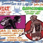 23.07.2017 - Electrozombies & Wilt - Crust / Doom / Death