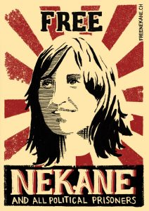 Svizzera complice di torture: No all'estradizione di Nekane Txapartegi!