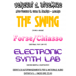 01.12.2017 - The Swing / Forse / Electronic Synth Lab 1