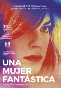 03.05.2018 - Una mujer fantástica - Rassegna film trans-femminista-queer