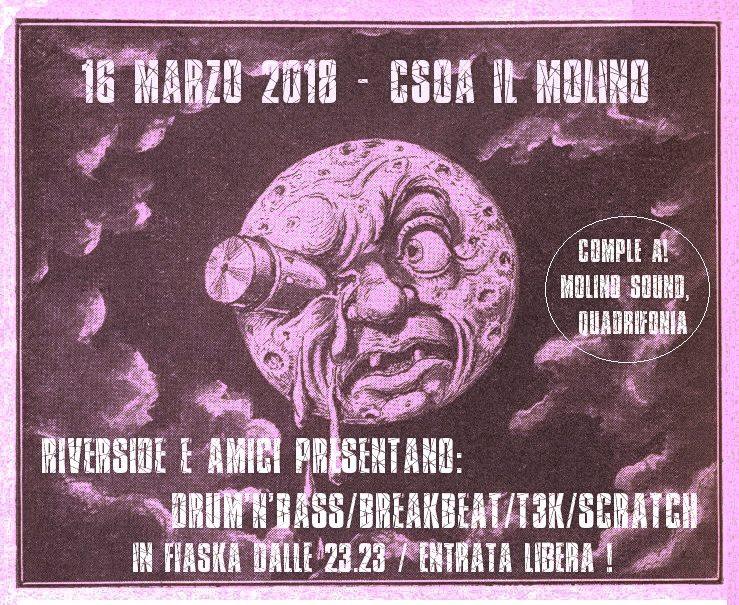 16.03.2018 - Una Sera Un Po' Così
