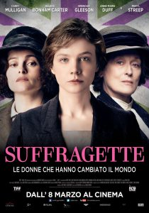 19.04.2018 - Suffragette - Rassegna film trans-femminista-queer