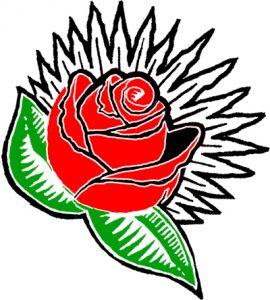 Rose rosse per te ho comperato stasera... 1
