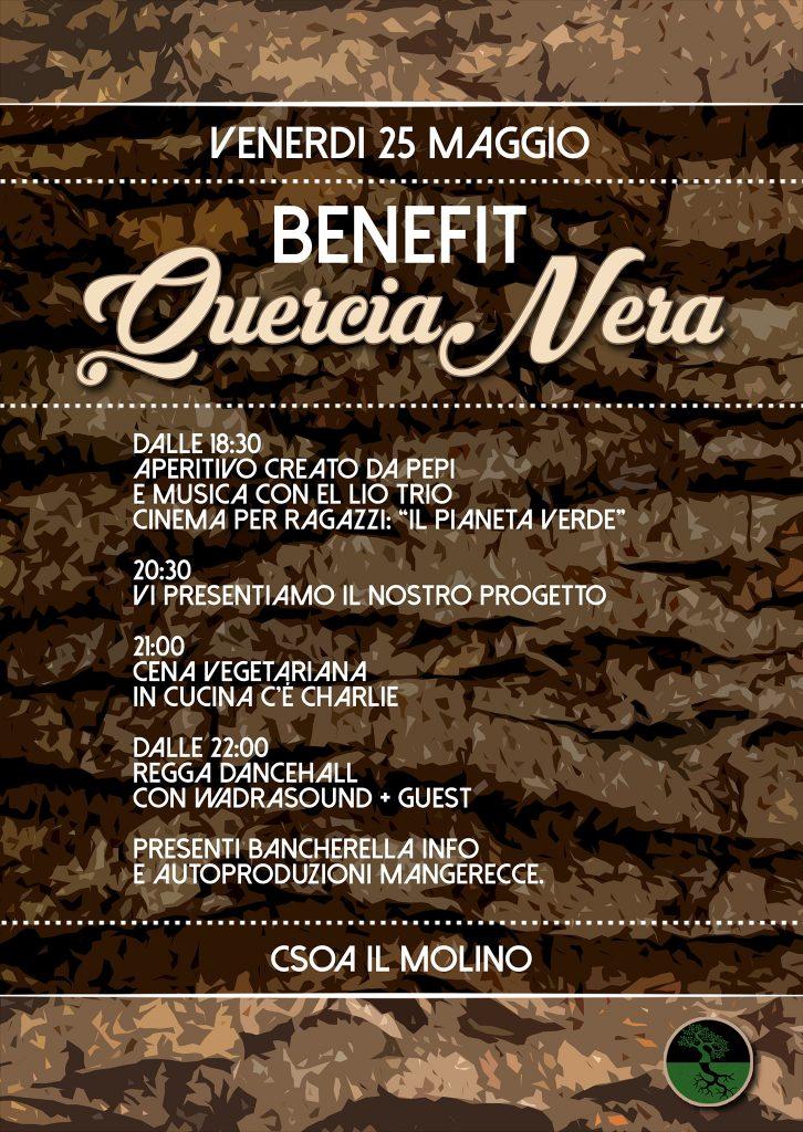 25.05.2018 - Benefit Quercia Nera 1