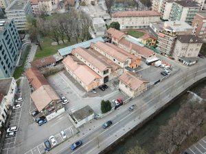 19.04.2018 - LaRegione: L'ex Macello diventerà uno spazio vivo e aperto 1