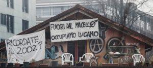 22.12.2017 - Ticinonline: «All'ex Macello un futuro senza autogestione»