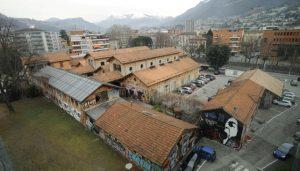 23.12.2017 - Corriere del Ticino: Ex macello: In venticinque per uno sgombero