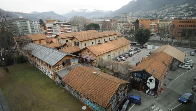 29.08.2018 - Ex Macello, 450'000 franchi per il concorso d'architettura (CdT)
