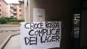 14 settembre: visita alla sede della Croce Rossa di Molino Nuovo a Lugano.
