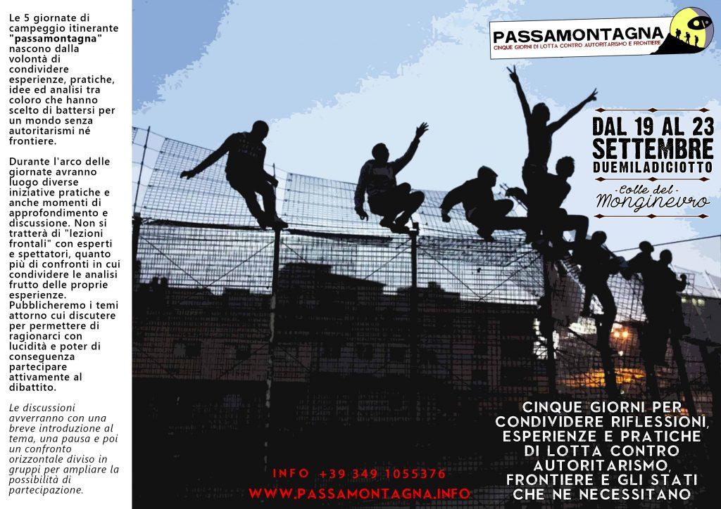 19-23.09.2018 - Passamontagna