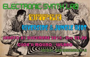 Electronic Synth Lab / Dargo / Riverside + Jungle Riot