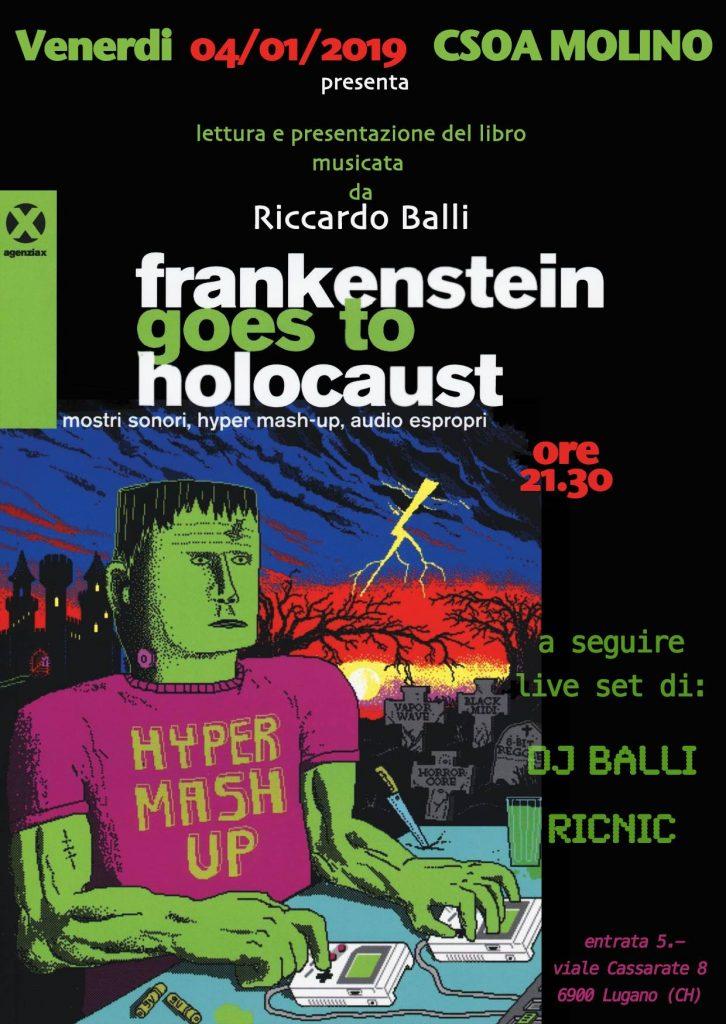 04.01.2019 - Frankenstein goes to Molino