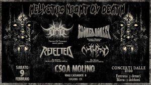09.02.2019 - Helvetic Night Ov Death