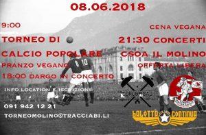 08.06.2019 - Torneo di Calcio Popolare